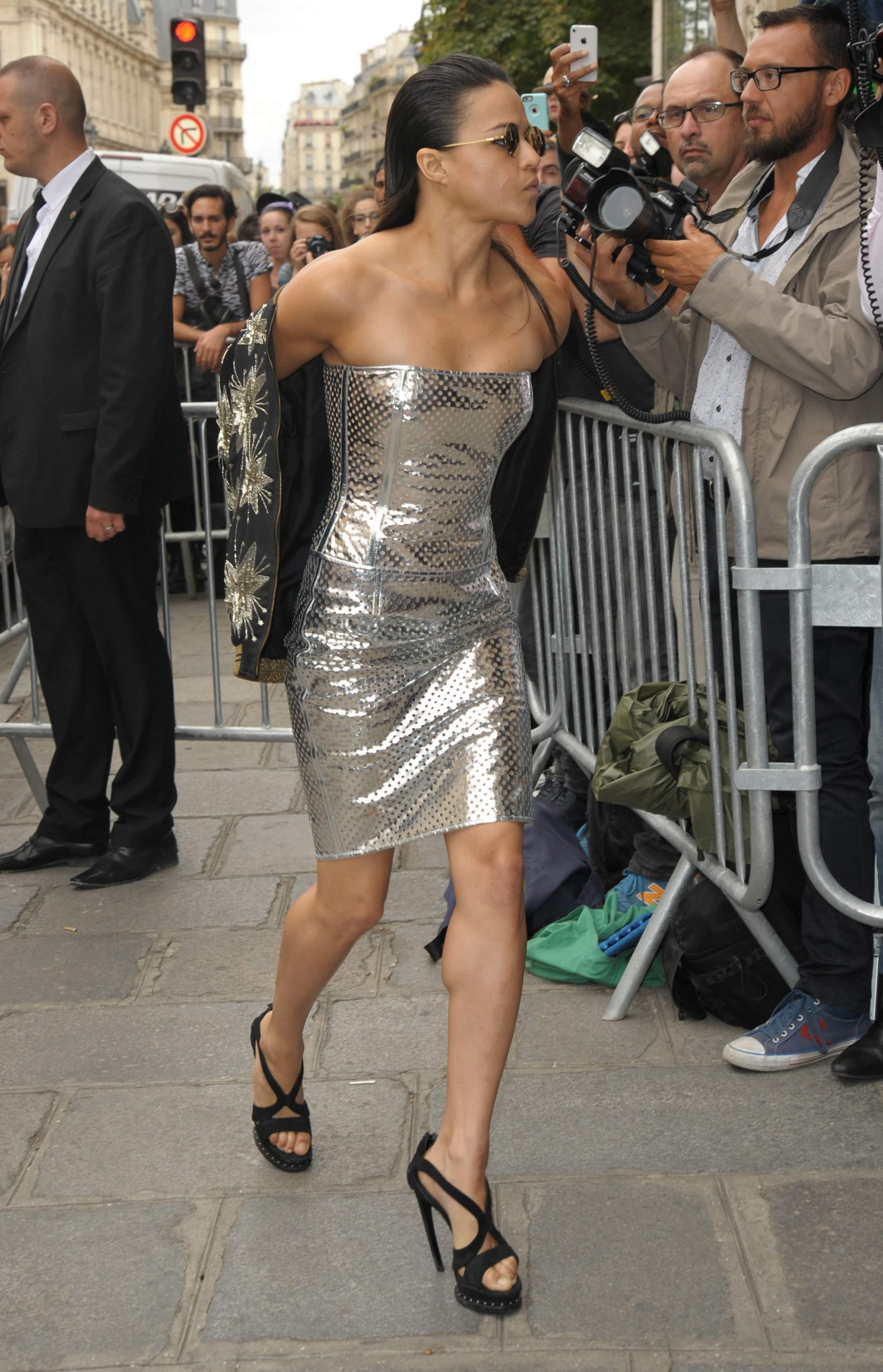 Michelle Rodriguez S Feet