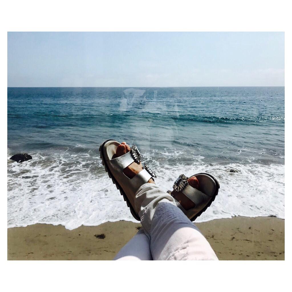 10 Celebs Who Probably Shouldnt Wear Sandals   Heels