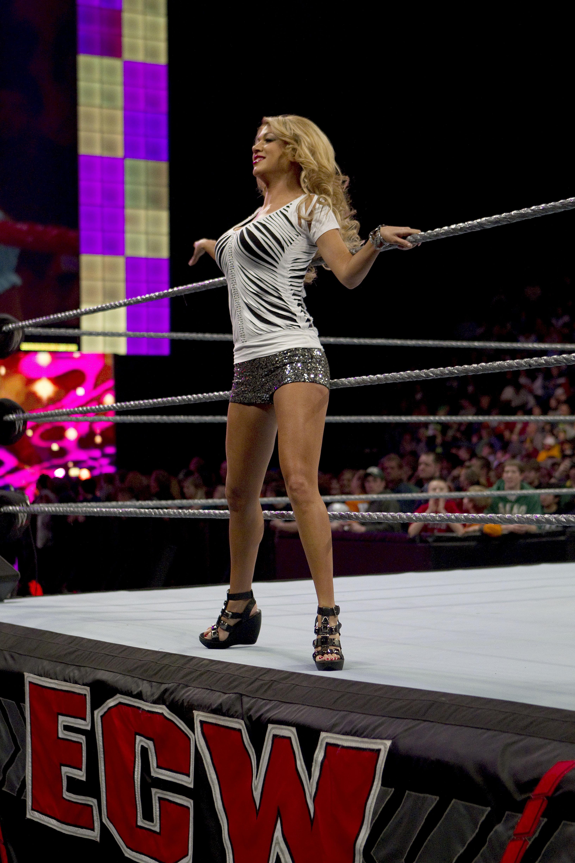Beautiful Women of Wrestling: WWE - Milena Roucka