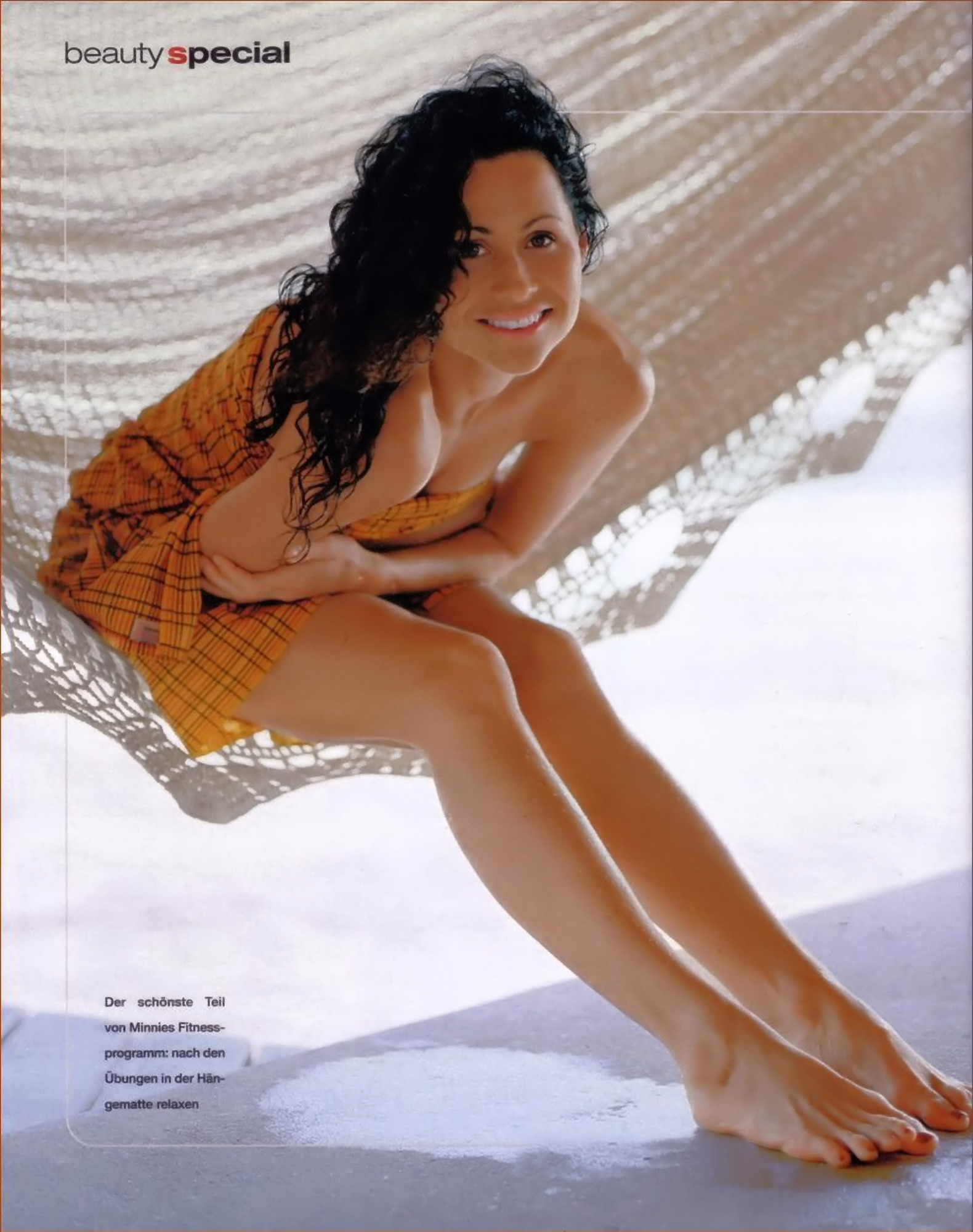 beautiful minnie driver ending a relationship