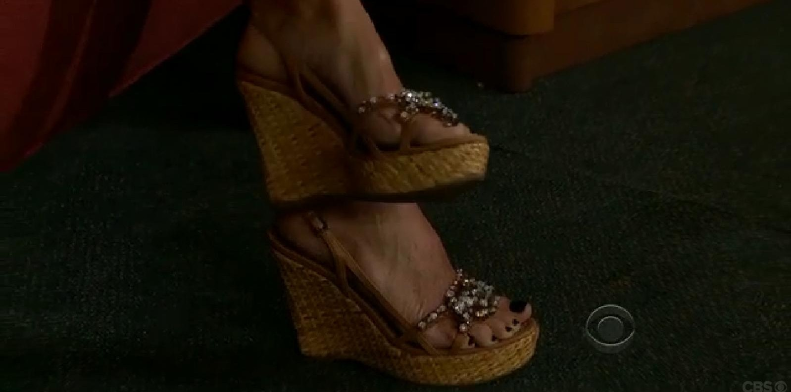Minnie driver feet