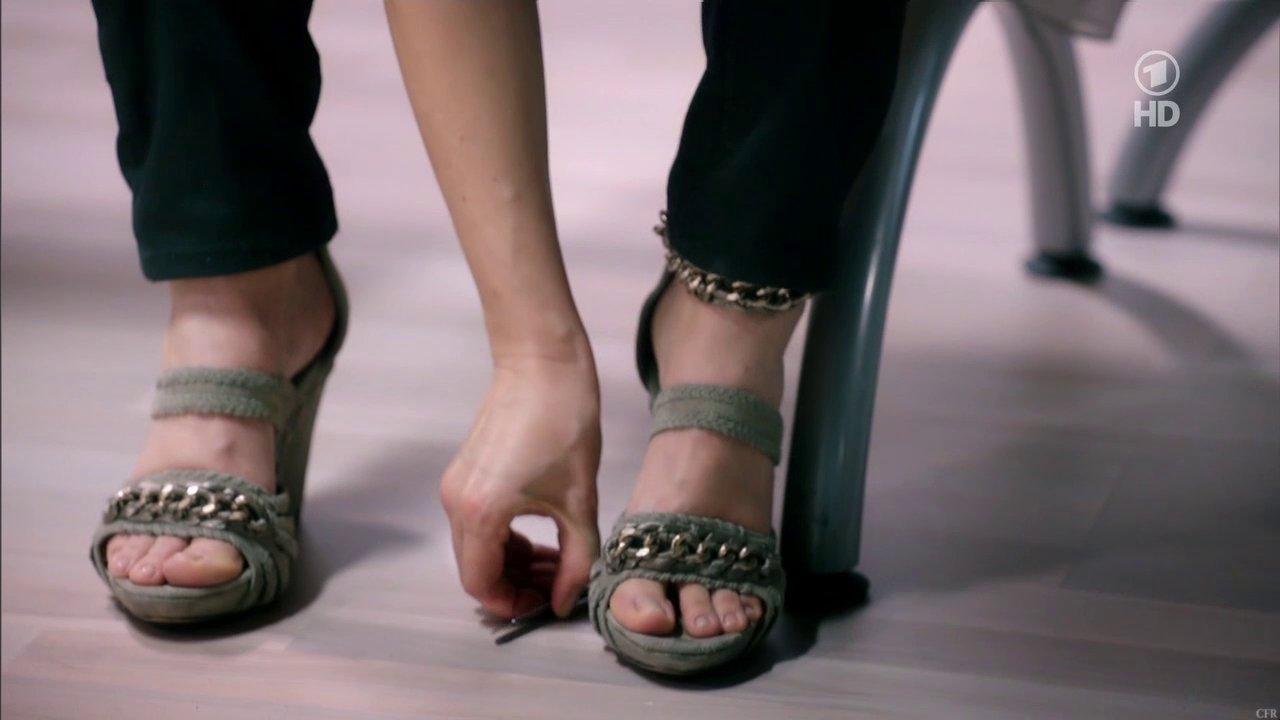 Miriam Lahnsteins Feet