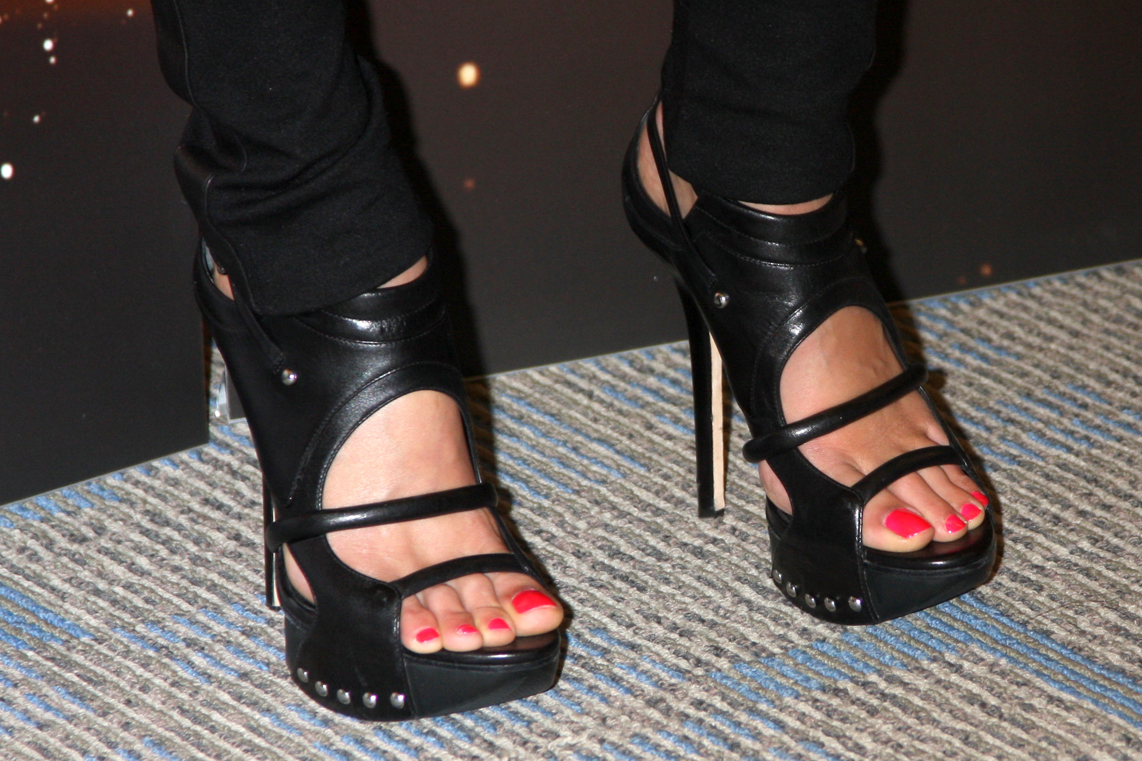 Missy Peregryms Feet
