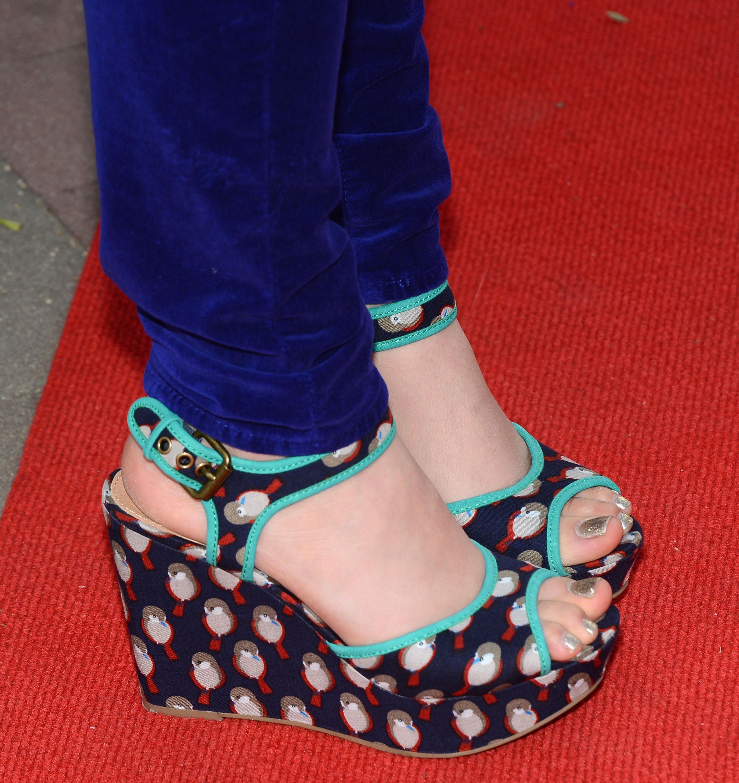 Molly Ephraims Feet