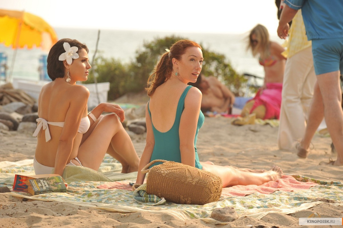 molly parker bikini