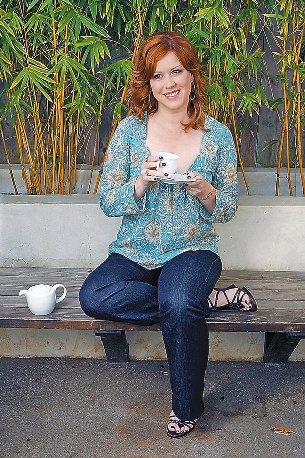 Molly Ringwald's Feet