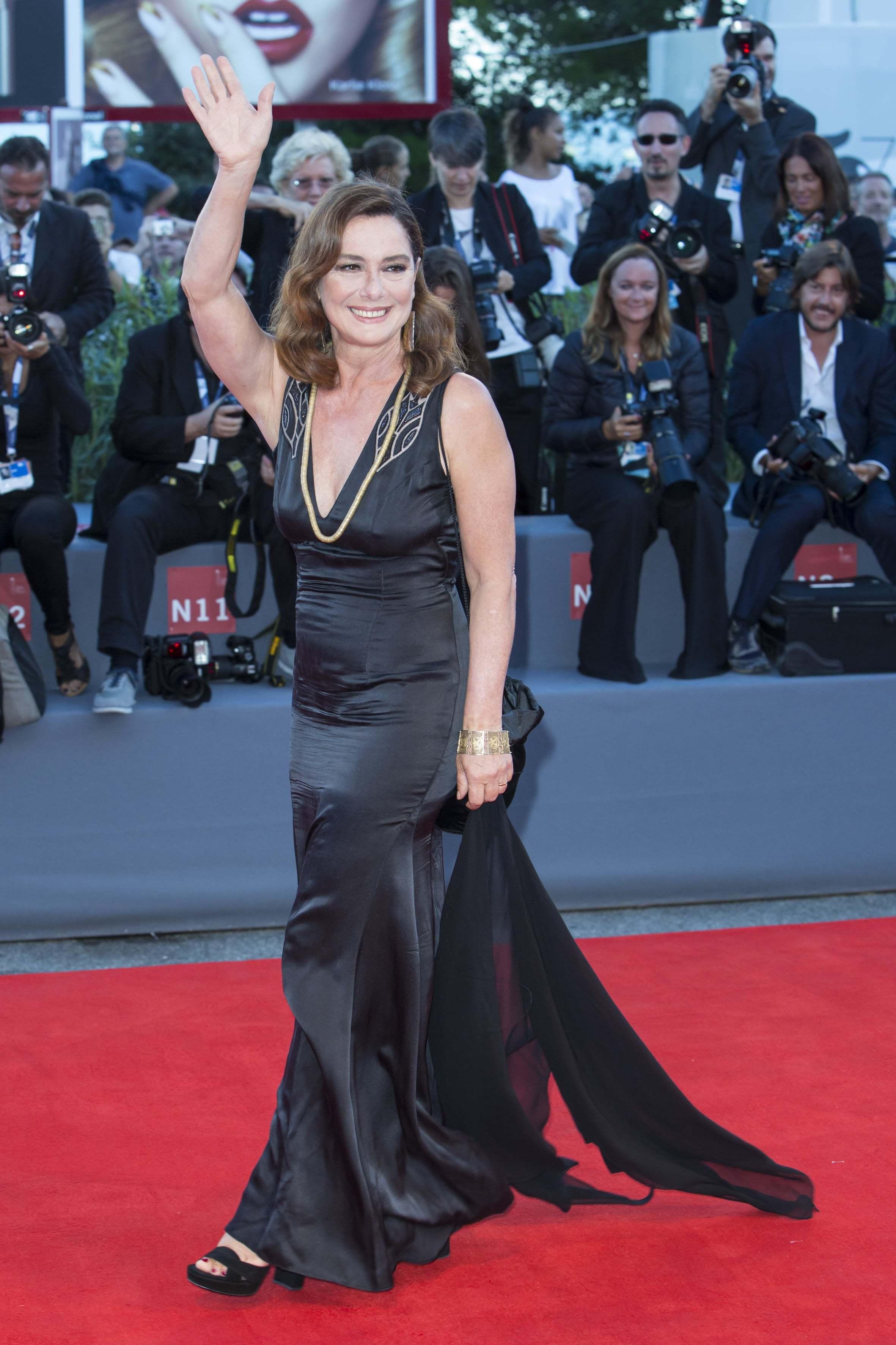 Monica Guerritore (born 1958)