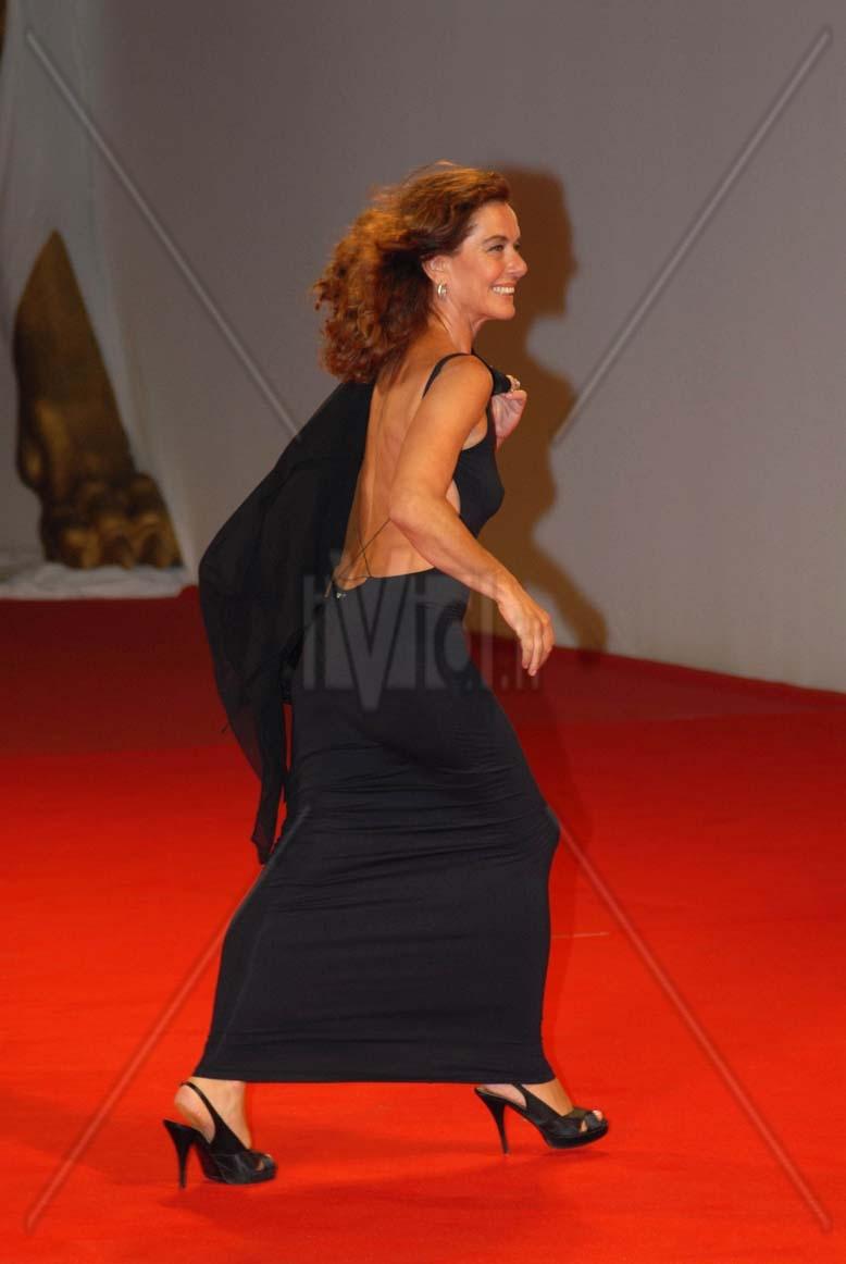 photo Monica Guerritore (born 1958)