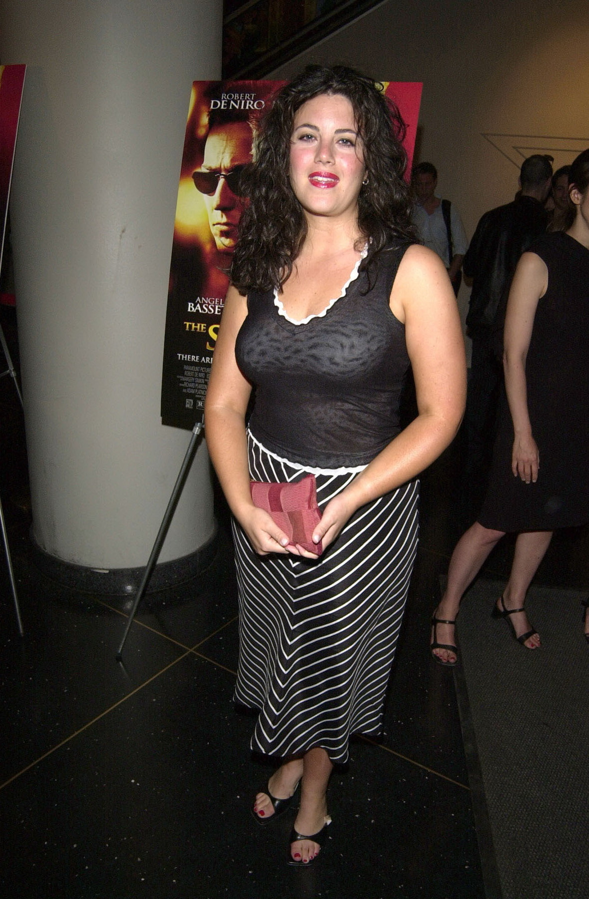 Claims by bodyguard about Monica Lewinsky hurt Hillary ...
