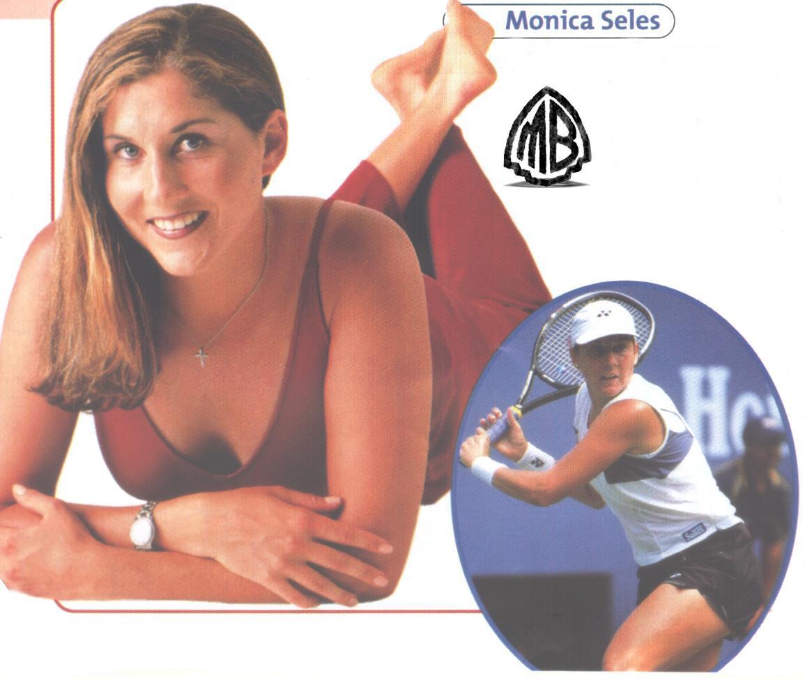 Monica Seles Feet