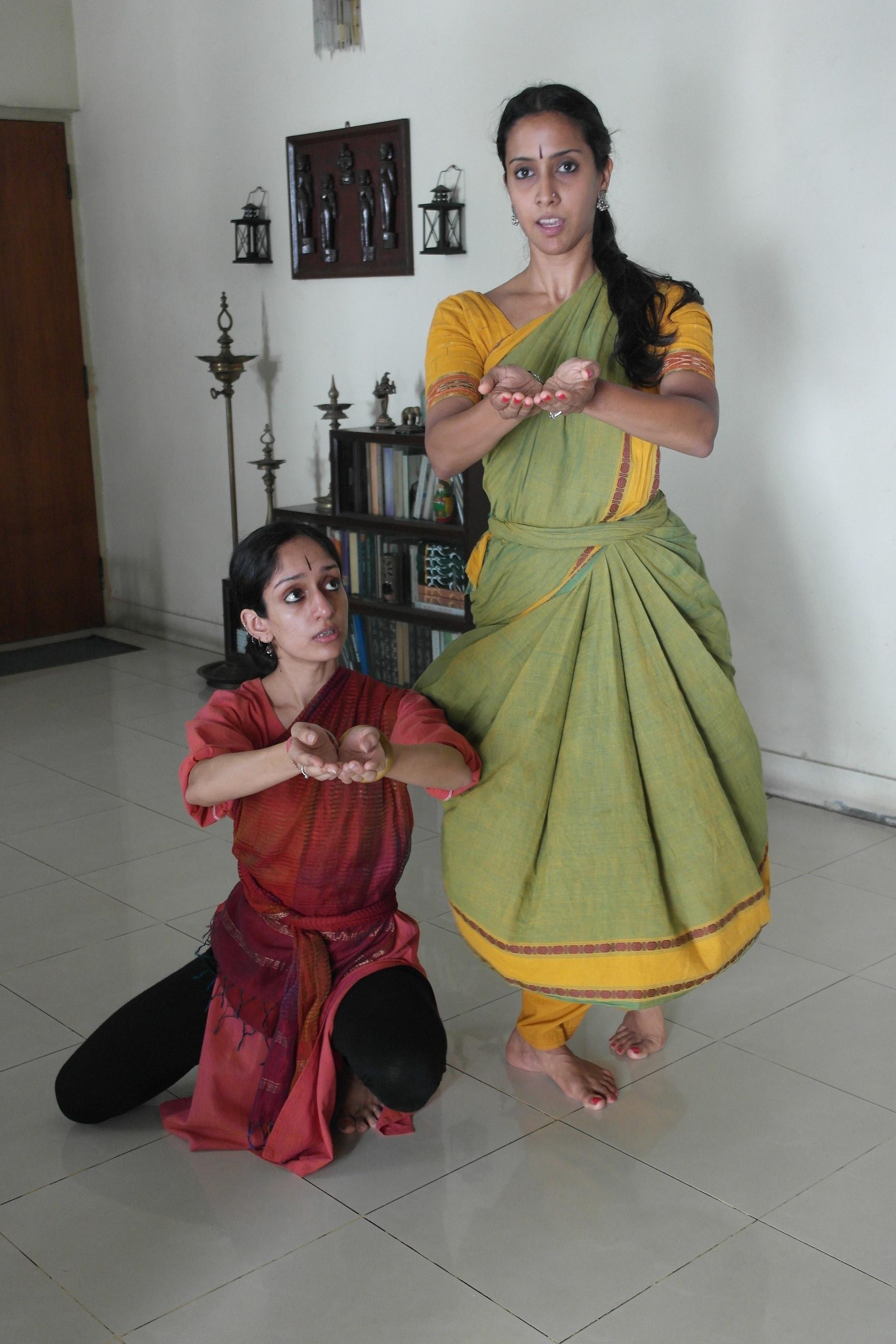 mythili prakashs feet