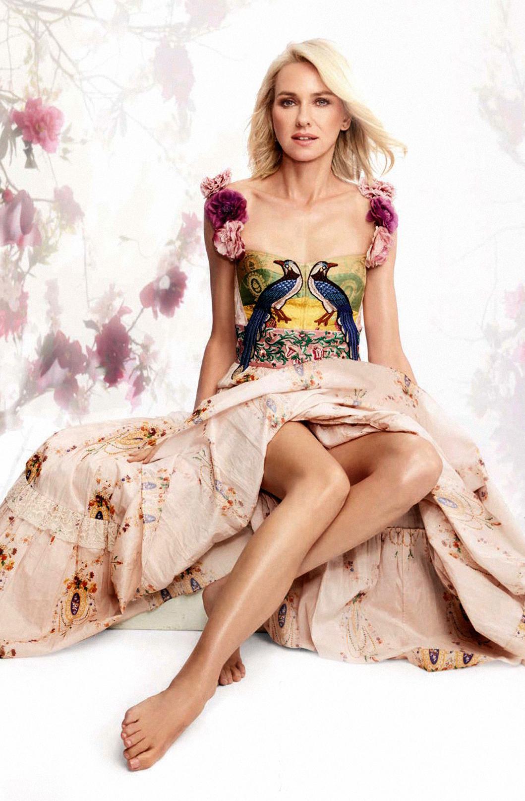 Naomi Watts's Feet Kate Bosworth