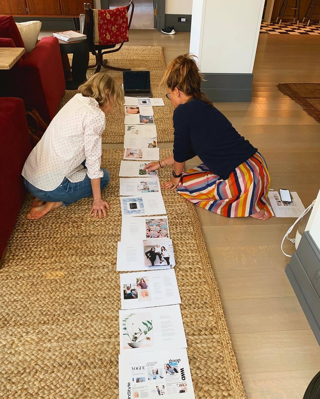 Image Gallery Naomi Duo 2019 07 08: Naomi Watts's Feet