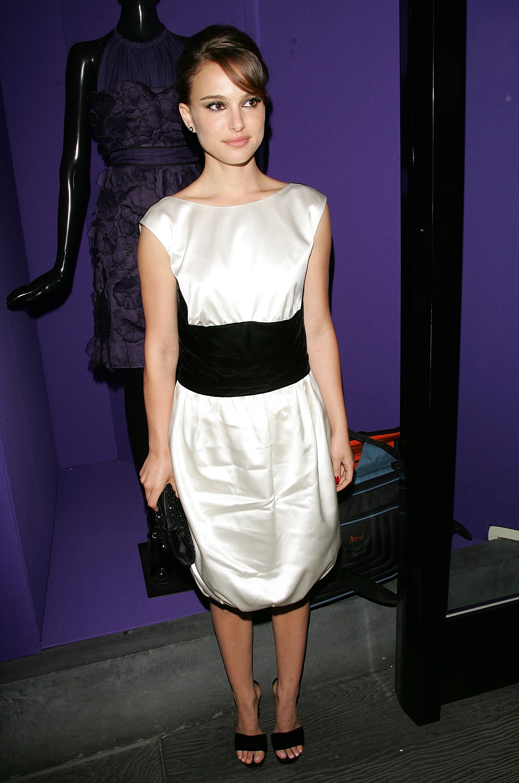Natalie Portman's Feet