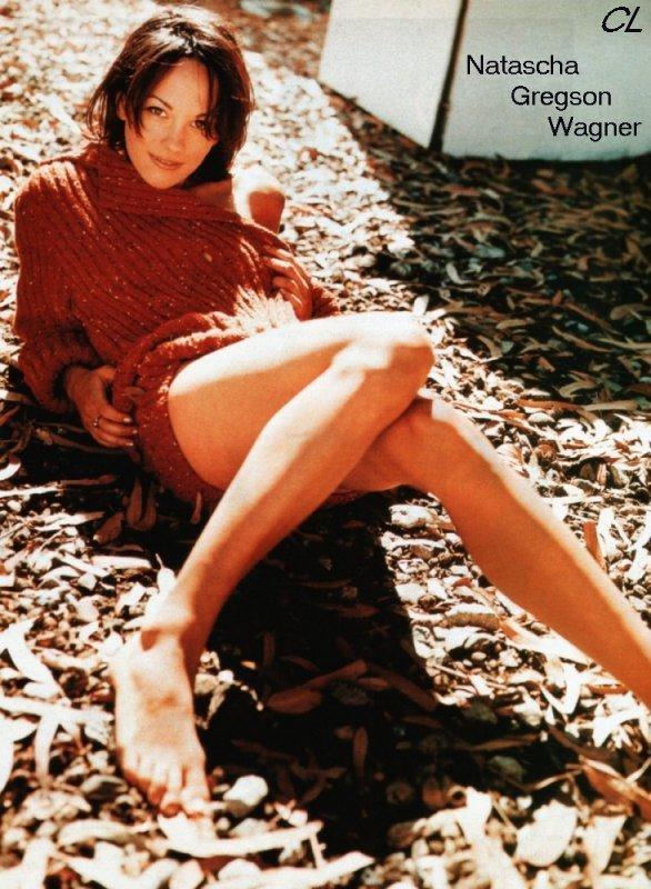 Natasha Gregson Wagner's