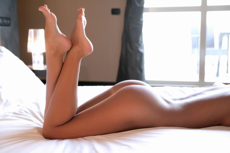 Nessa devil feet