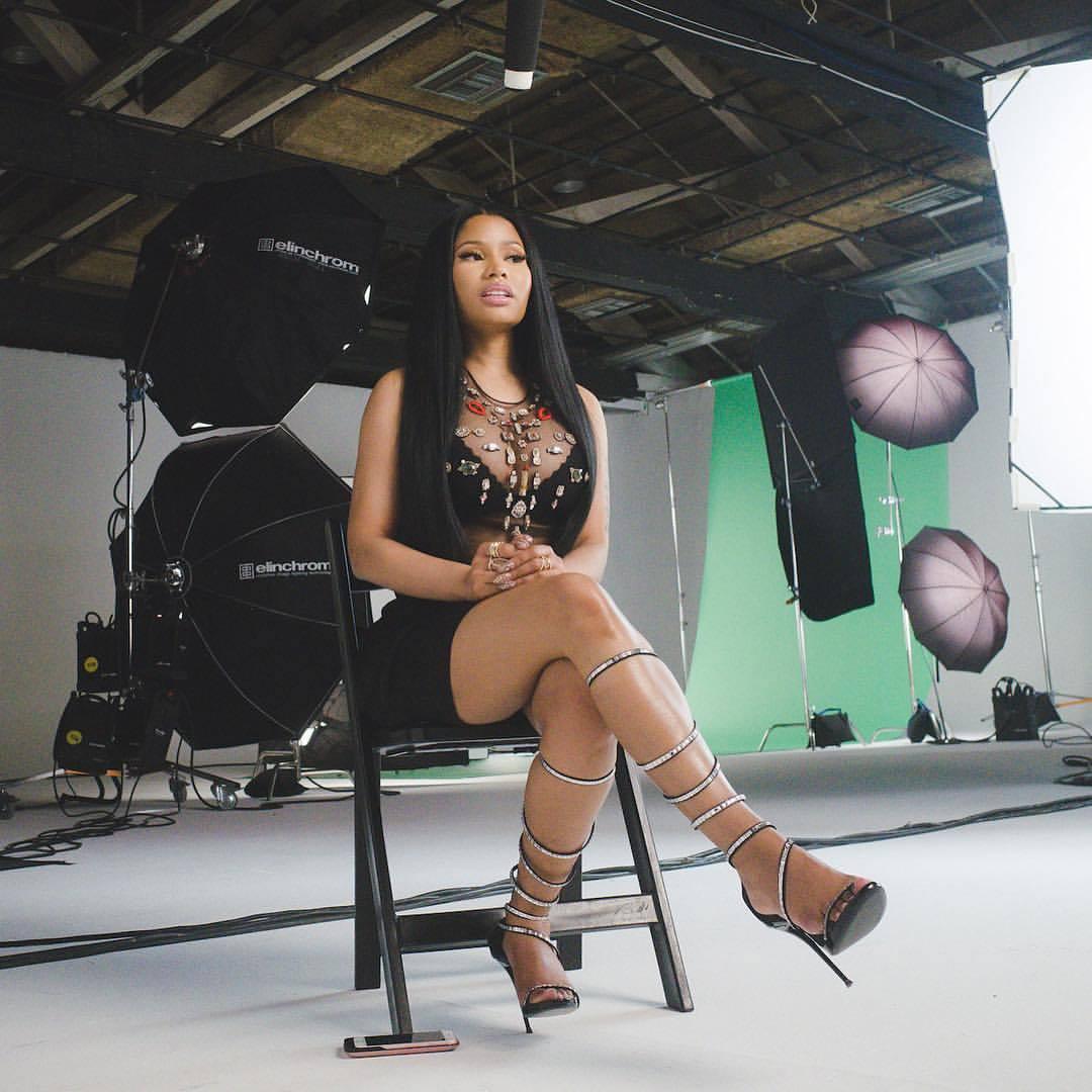 Minaj wikifeet nicki Nicki Minaj