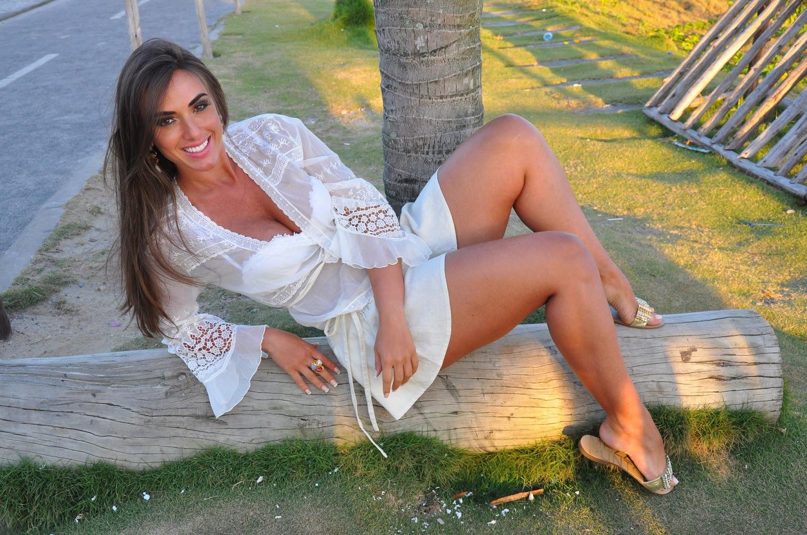 Nicole bahls brazilian feet 2