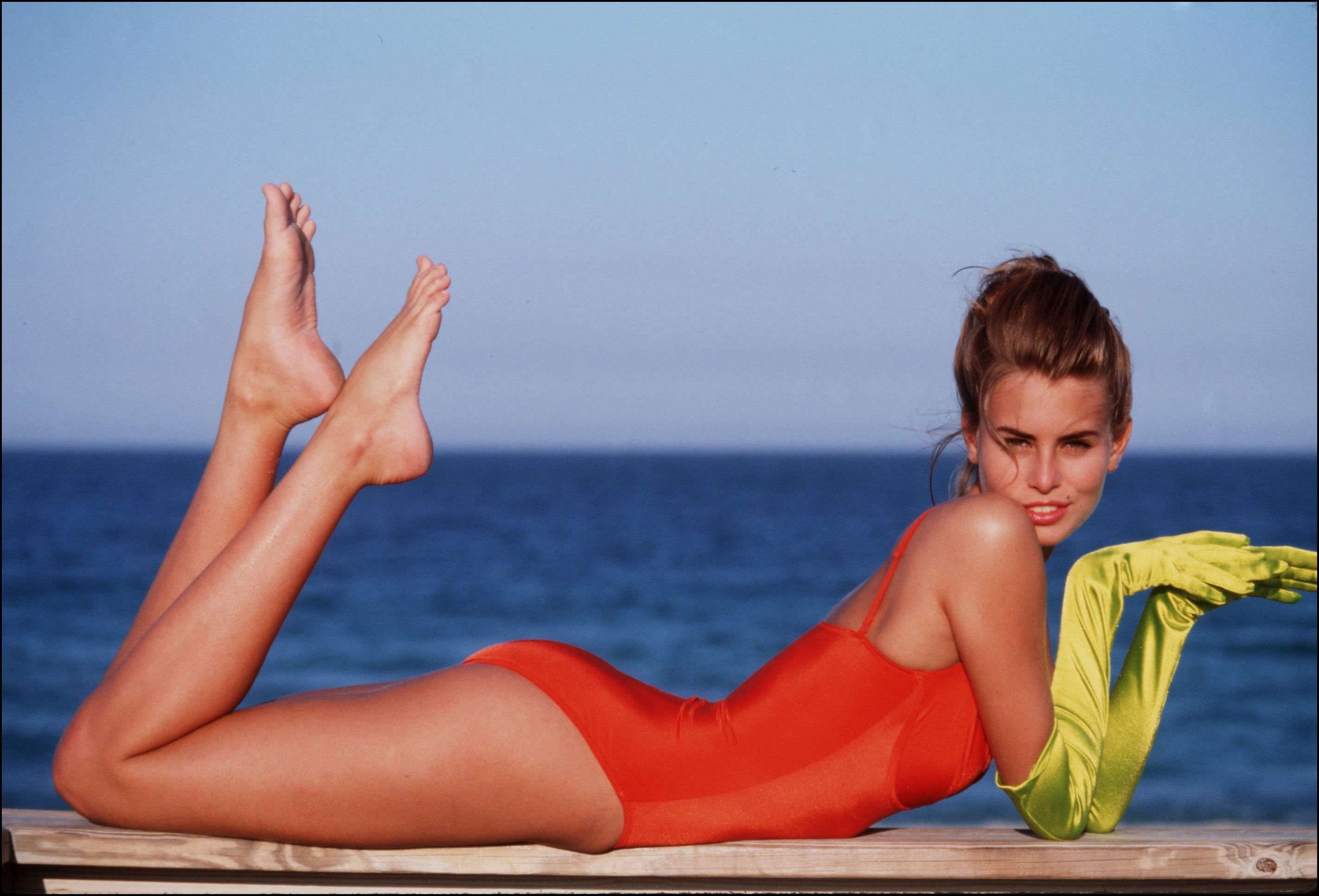 Feet Niki Taylor naked (12 images), Sexy