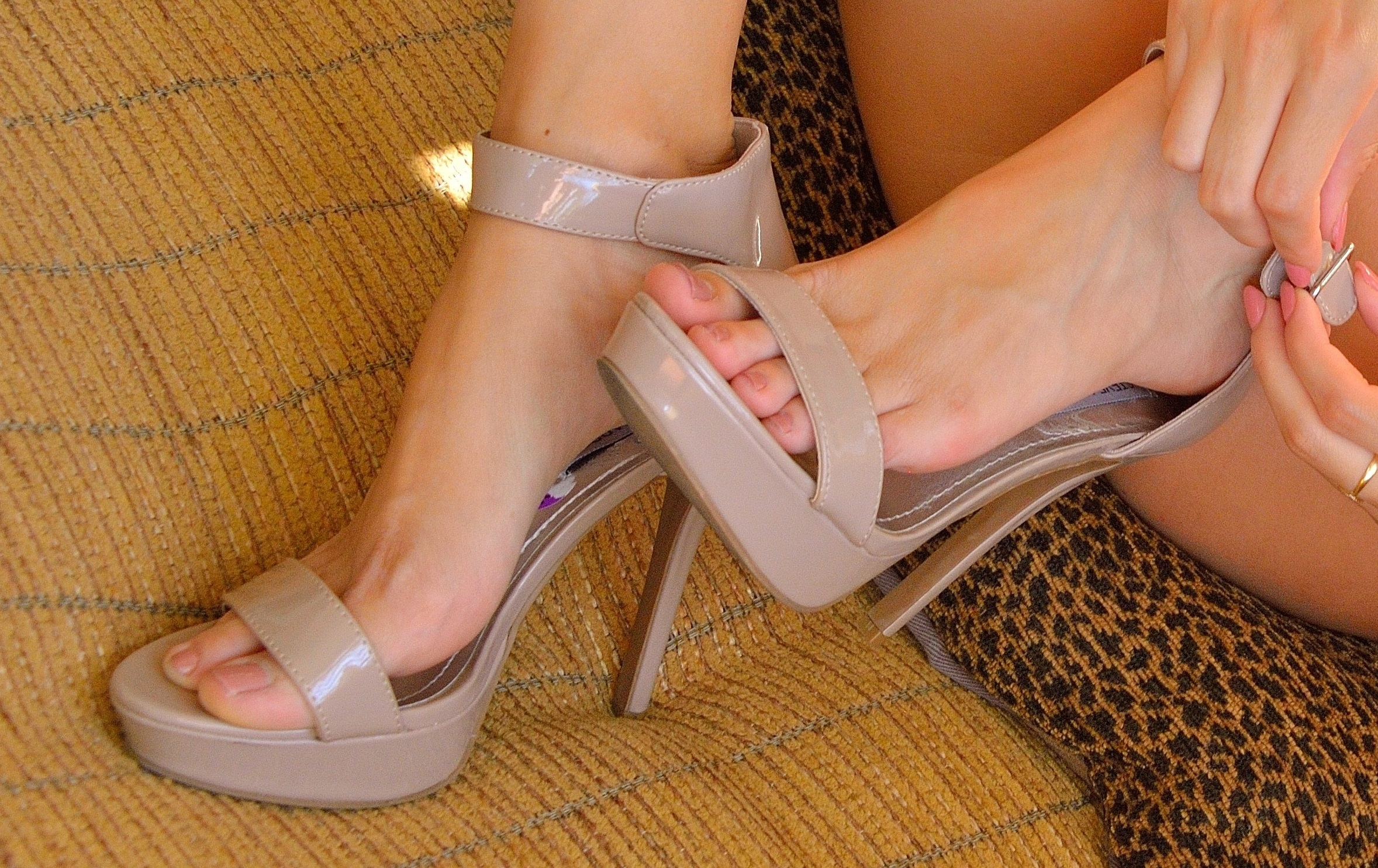 Nina north feet