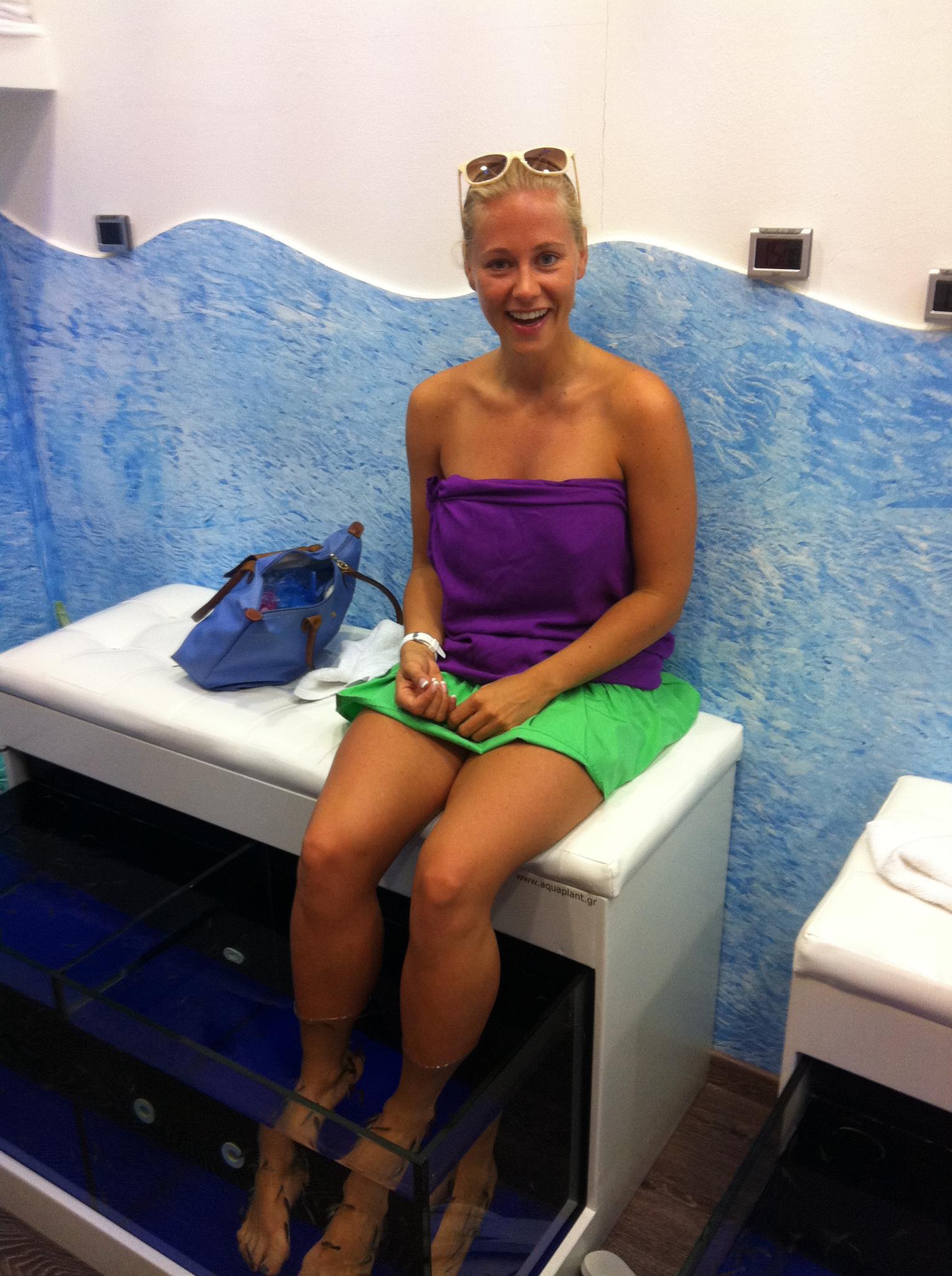 Nackt heinemann hoteltesterin nina Nina vanessa