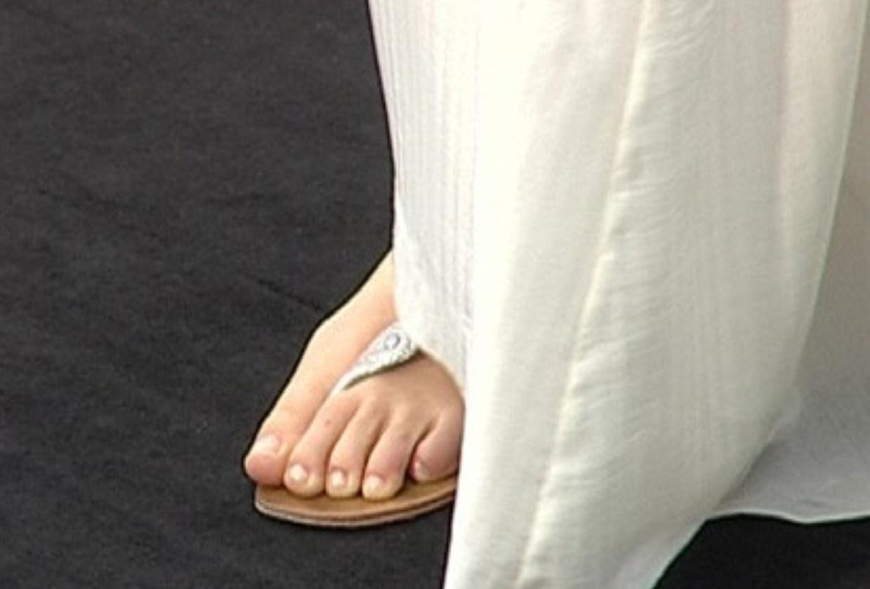 Pegah Ferydoni Feet