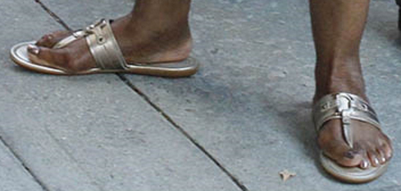 Oprah'S Feet 111