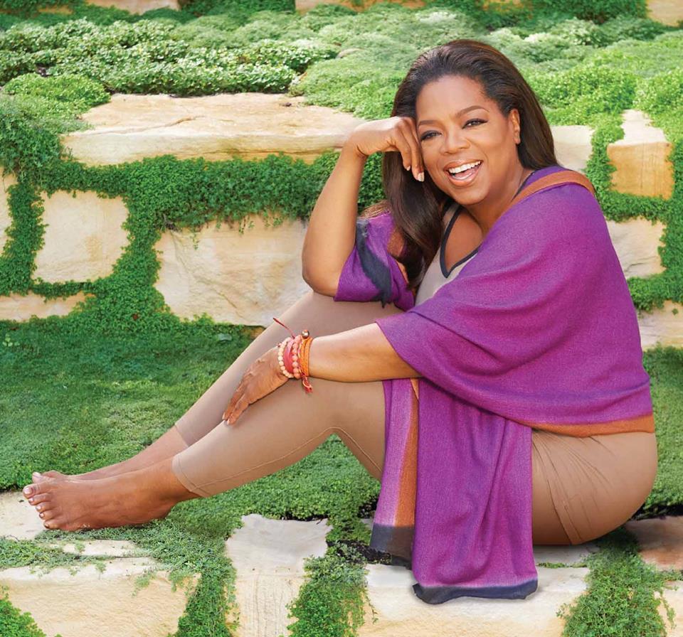 Oprah'S Feet 120