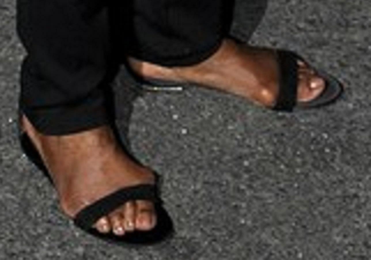 Oprah'S Feet 39