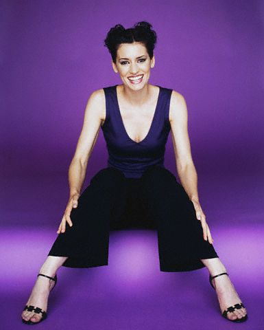 Paget Brewsters Feet