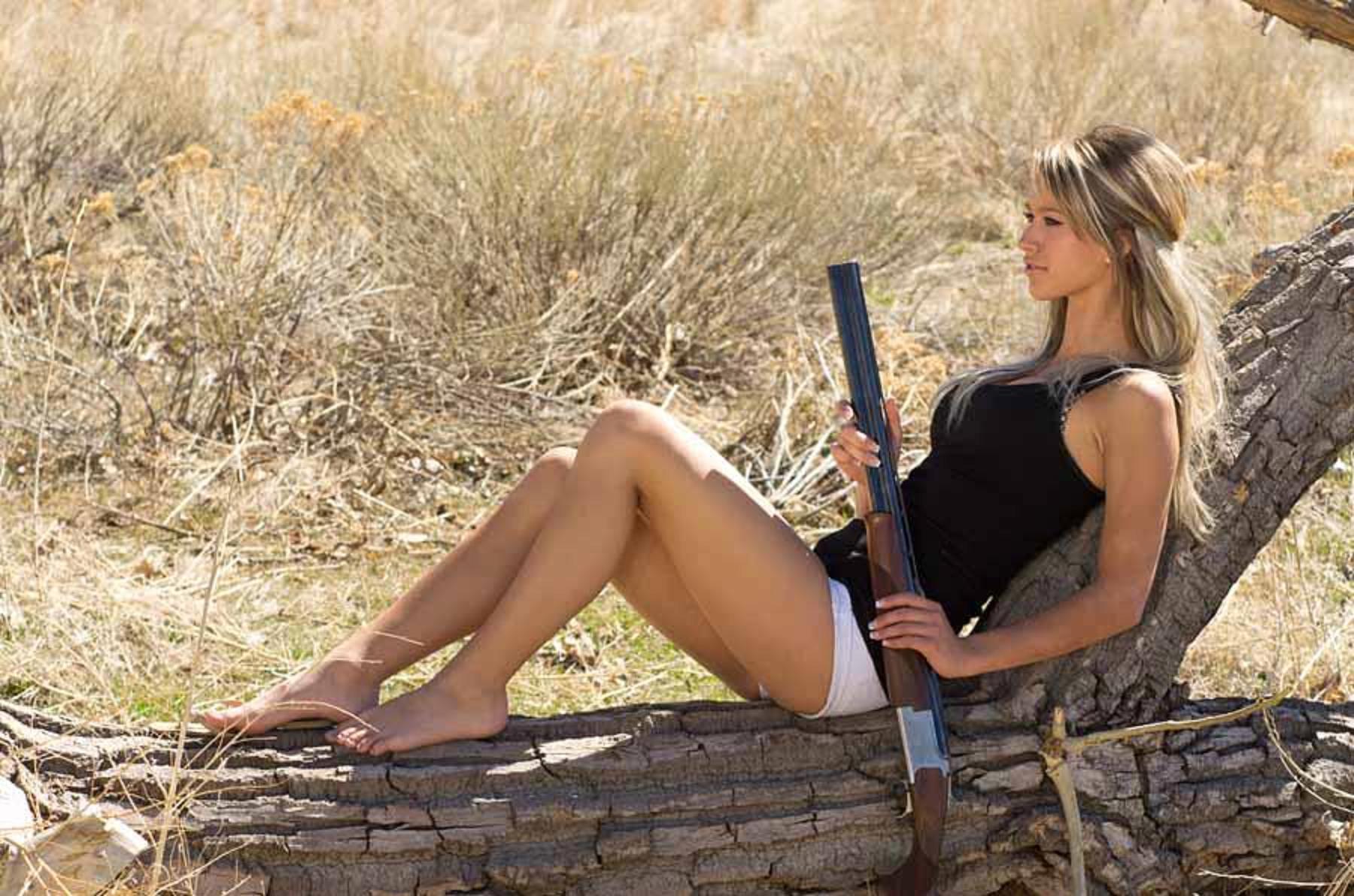 Paige Wyatt American Guns