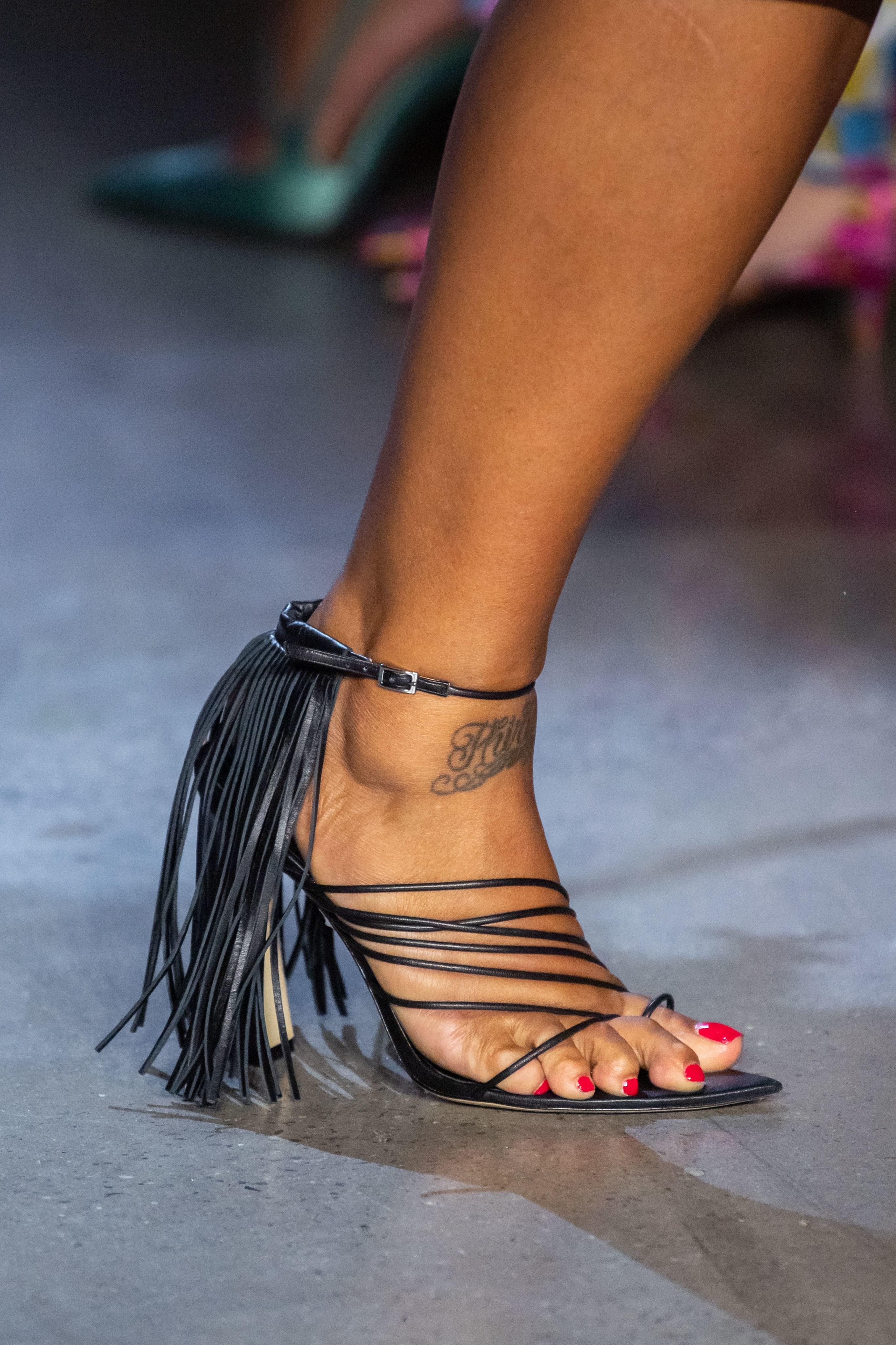 Paloma Elsessers Feet