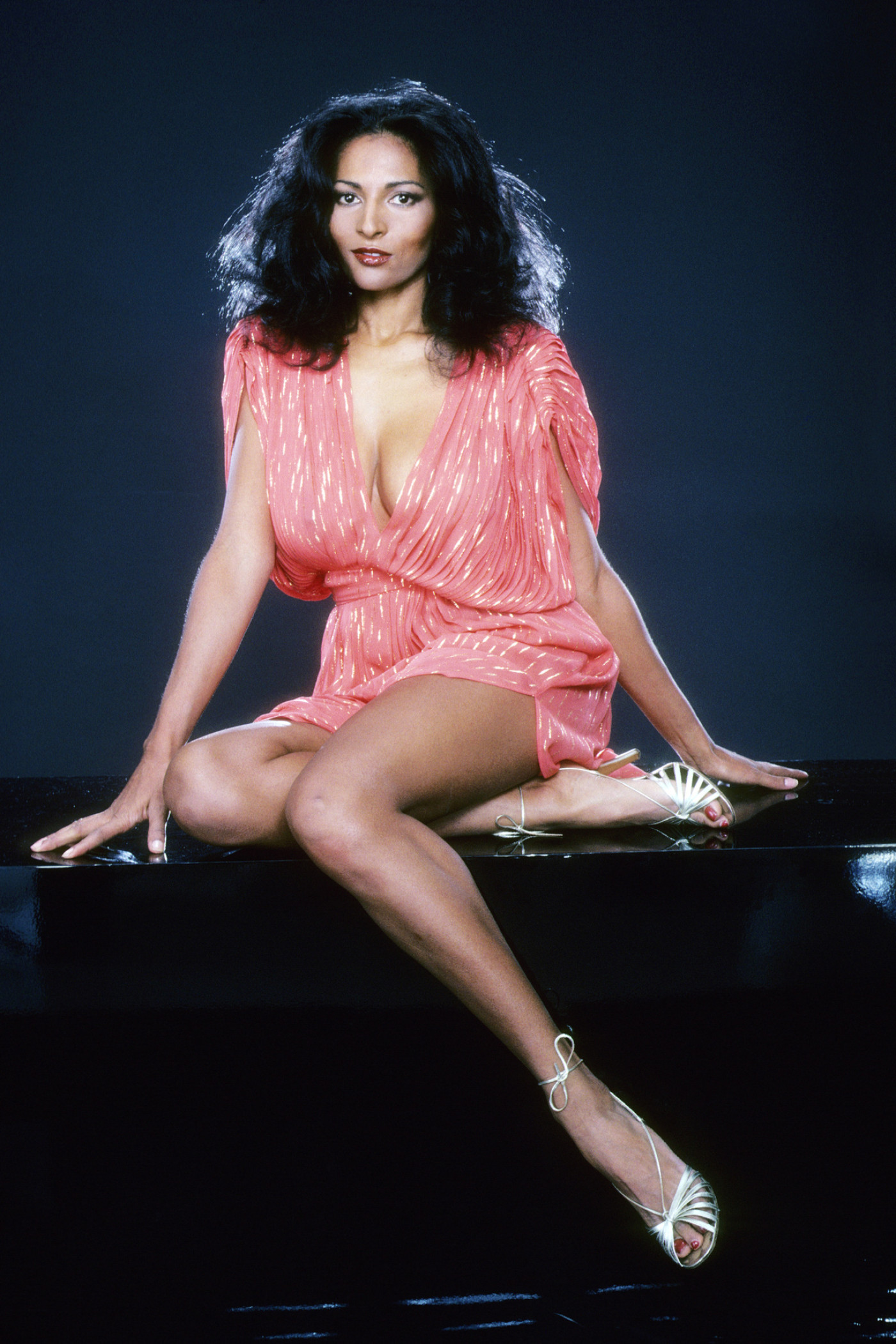 pam grier naked body
