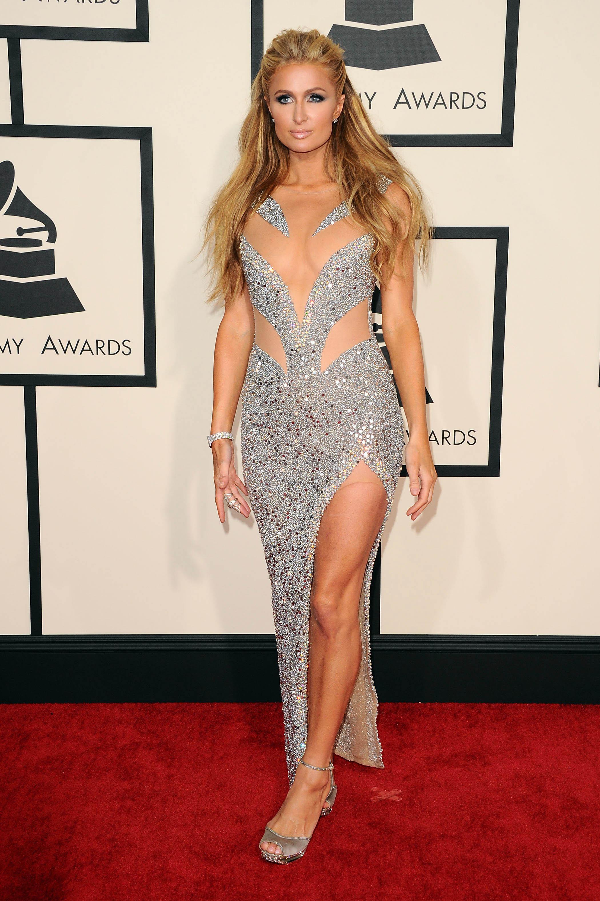 Paris Hilton's Feet Paris Hilton