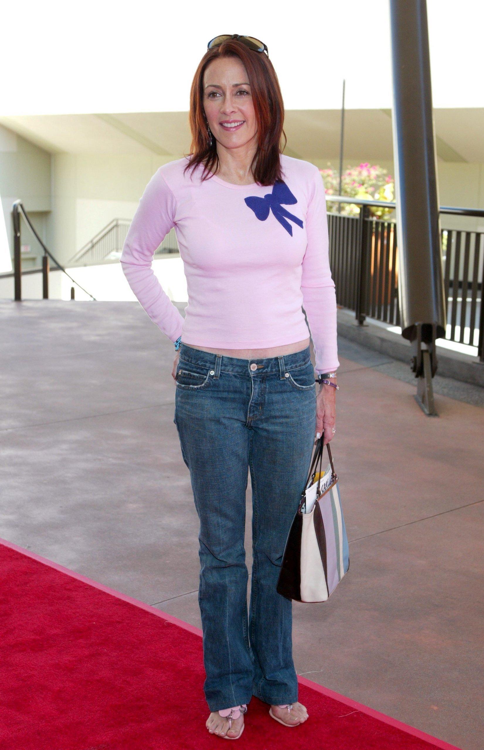 Patricia heaton hot legs