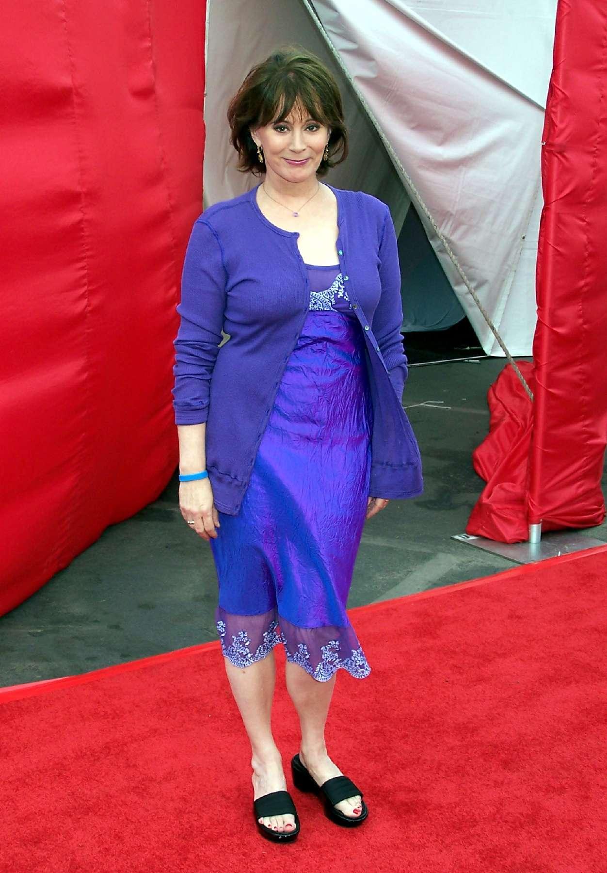 Patricia Richardson Feet