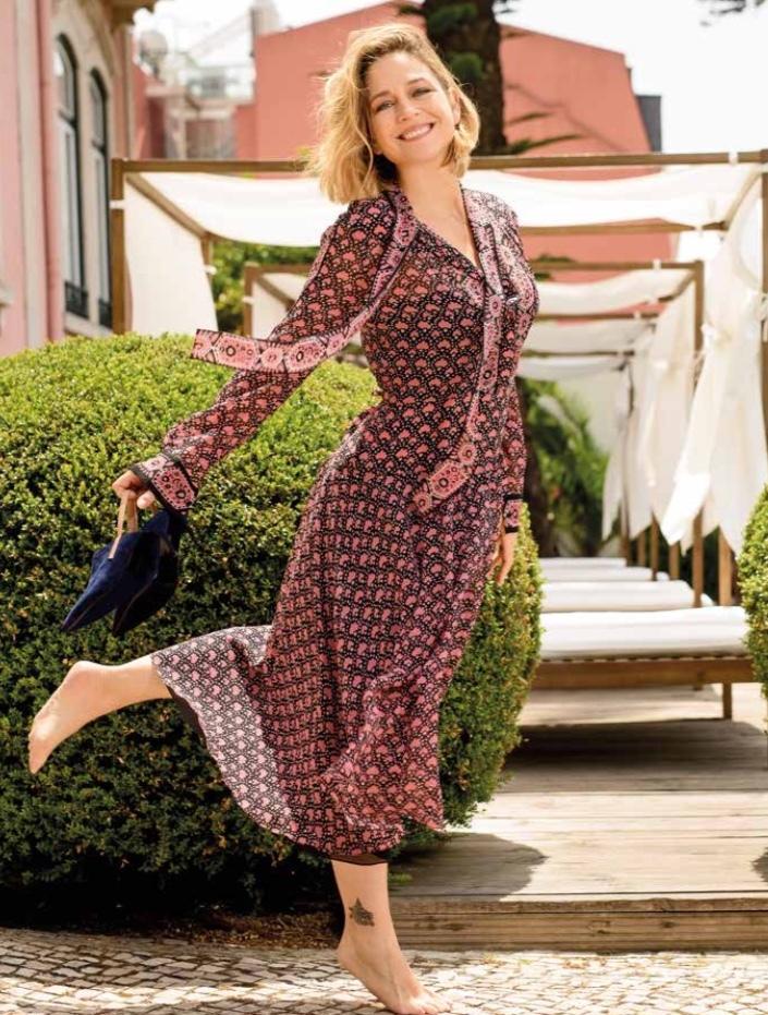 Paula Lobo Antunes S Feet Wikifeet
