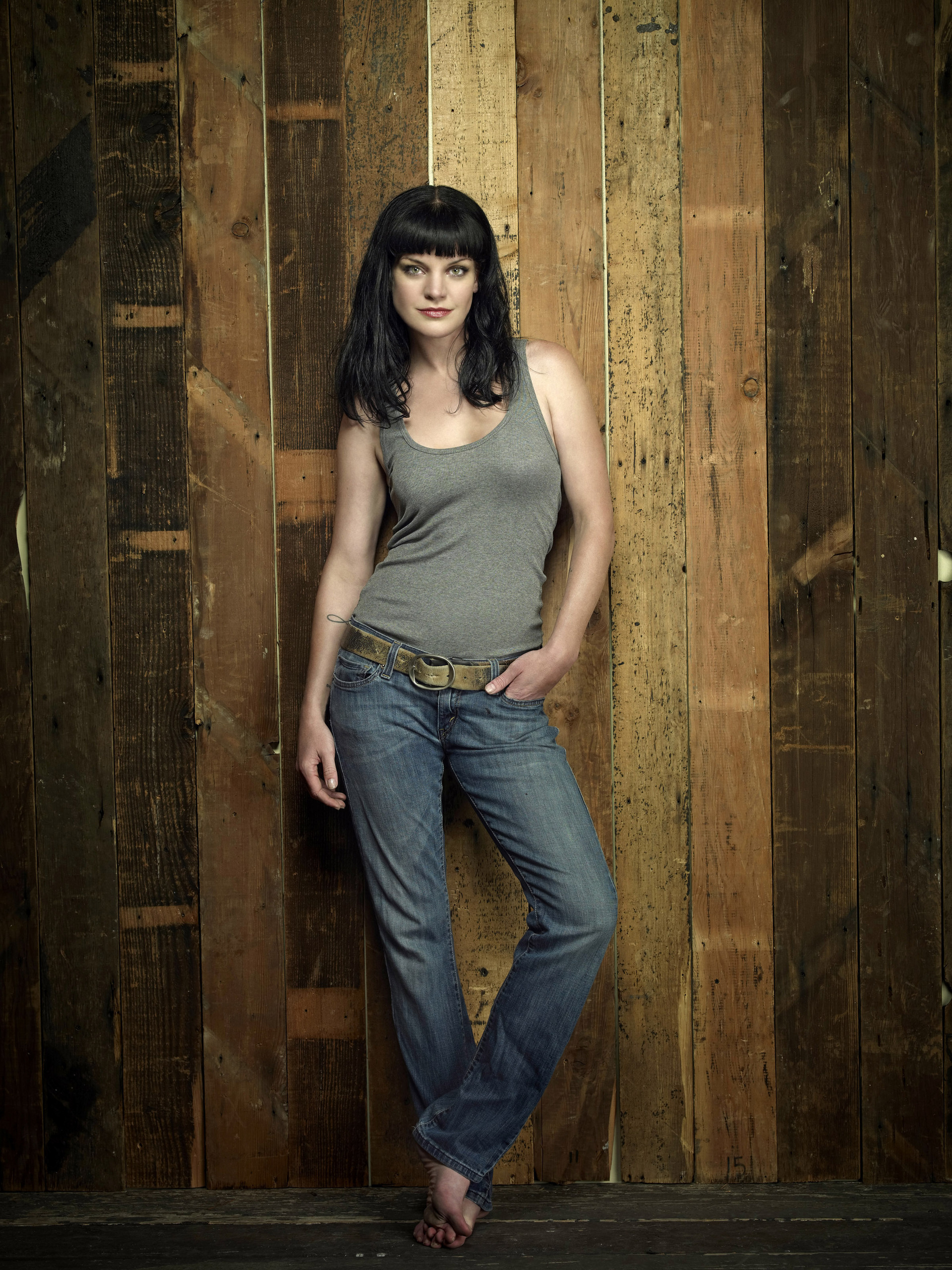 pauley perrette tattoos