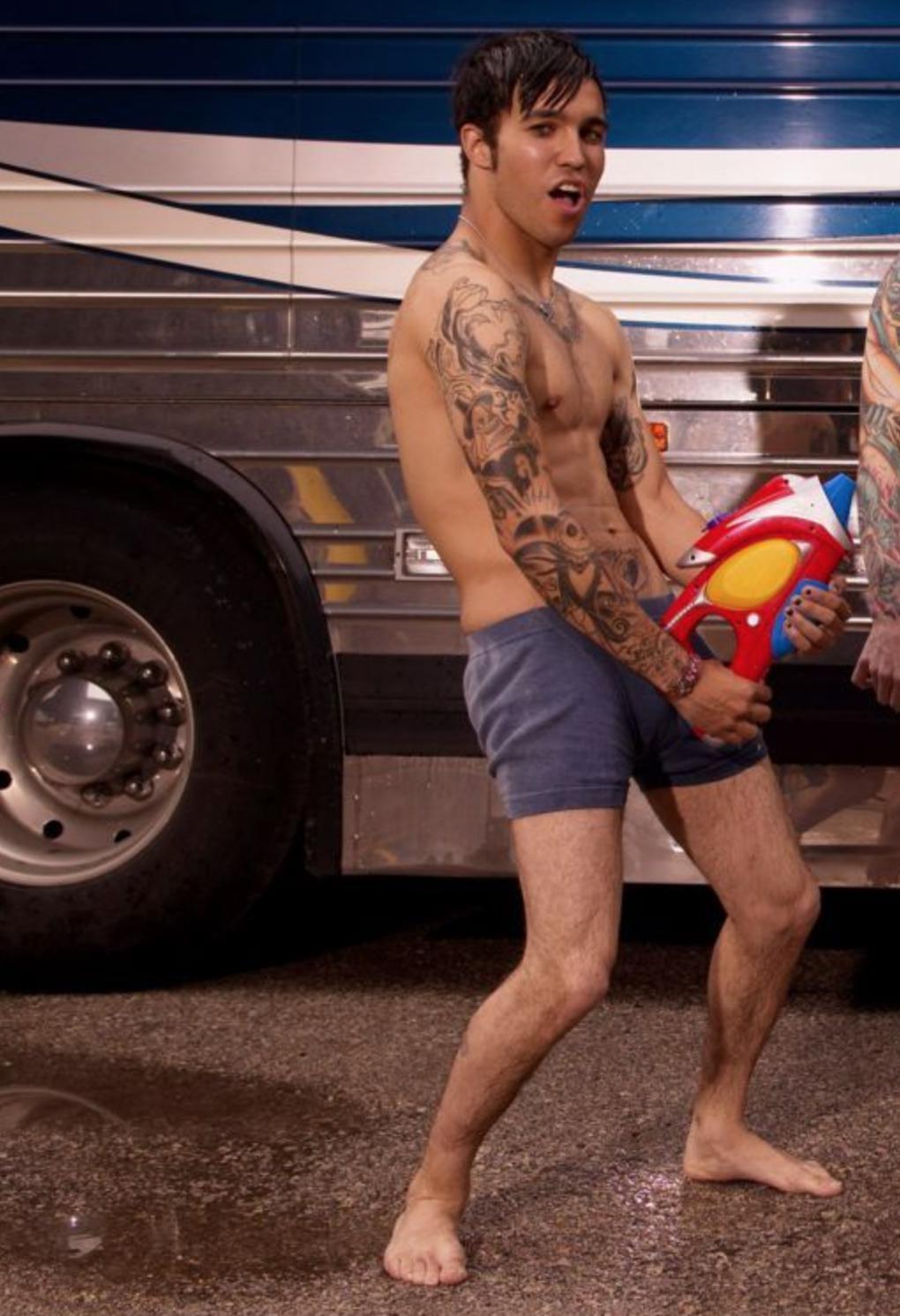 Feet Pete Wenz naked (93 photos), Sexy, Leaked, Boobs, underwear 2015