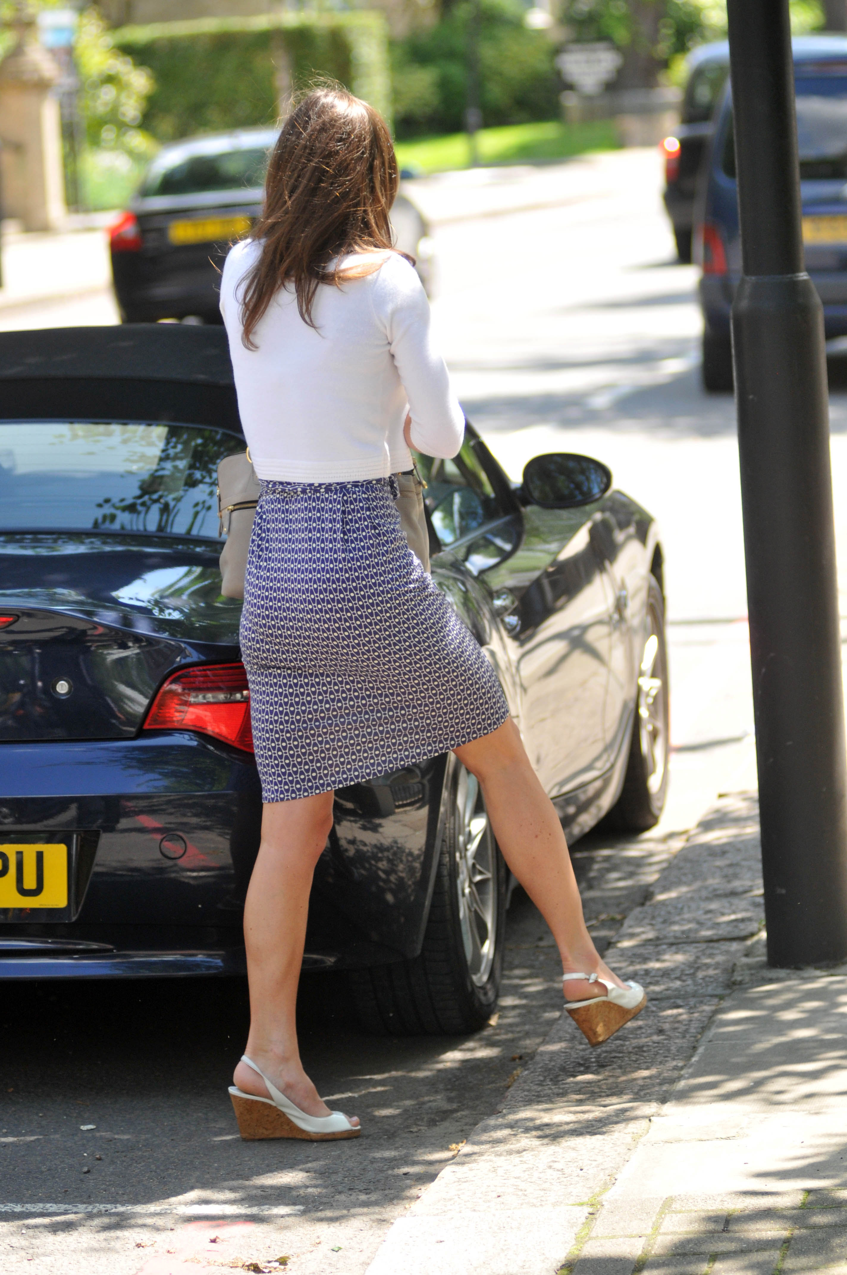 Pippa Middleton S Feet