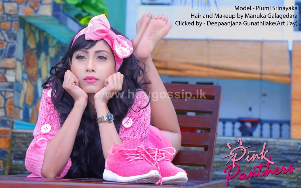 Piumi Srinayaka's Feet