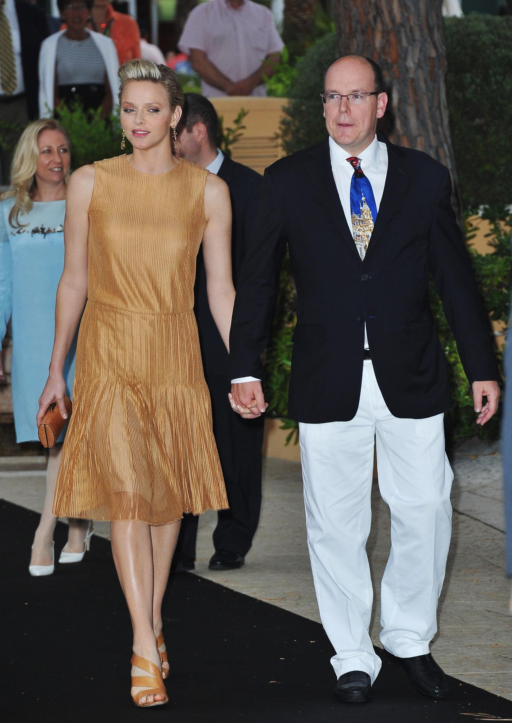 Princess Charlene of Monaco Nude Photos 63