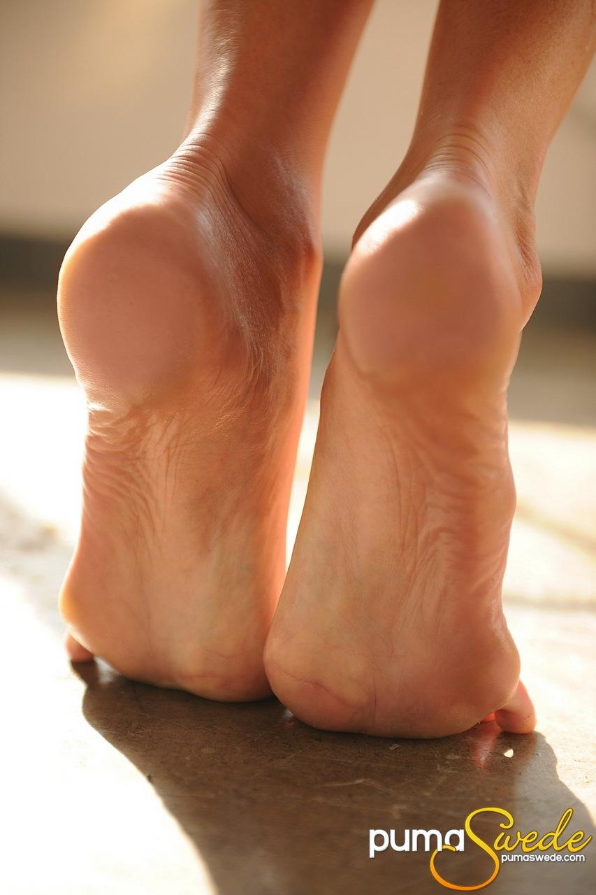 Puma Swede Feet Pics