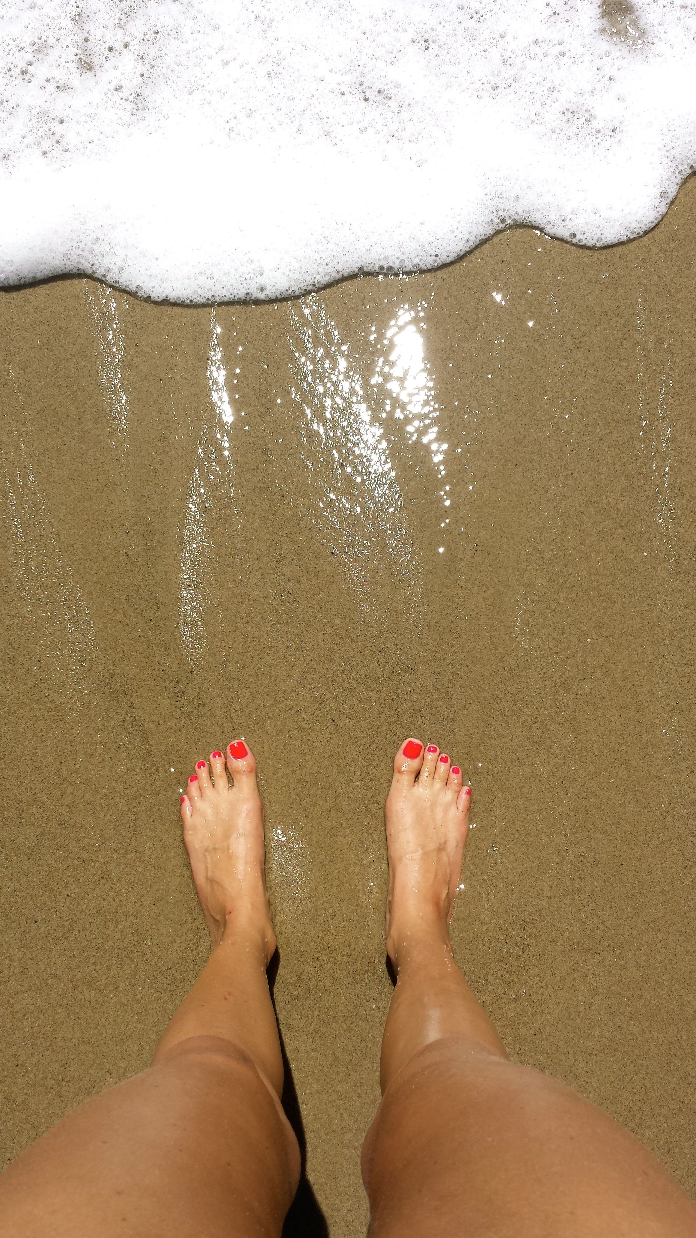 puma swede feet