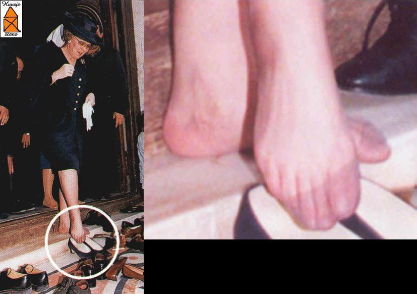Queen Beatrix's Feet << wikiFeet