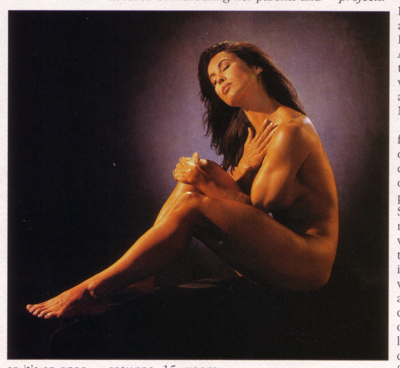 Thanks! consider, Mclish nude rachel are
