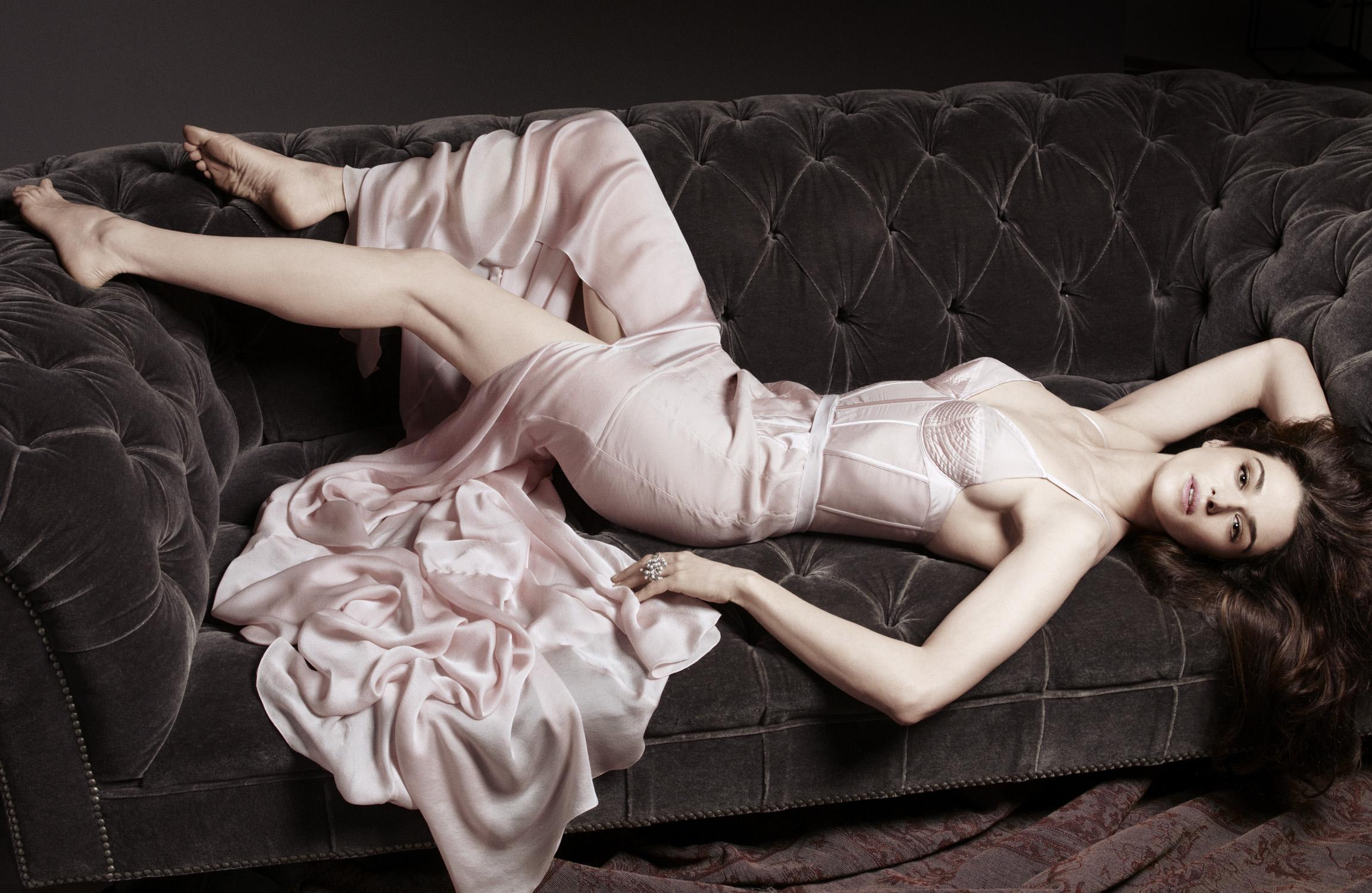 Rachel Weisz's Feet