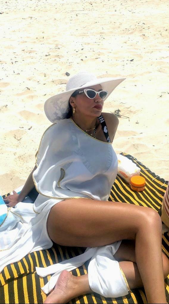 Rania Youssef  nackt