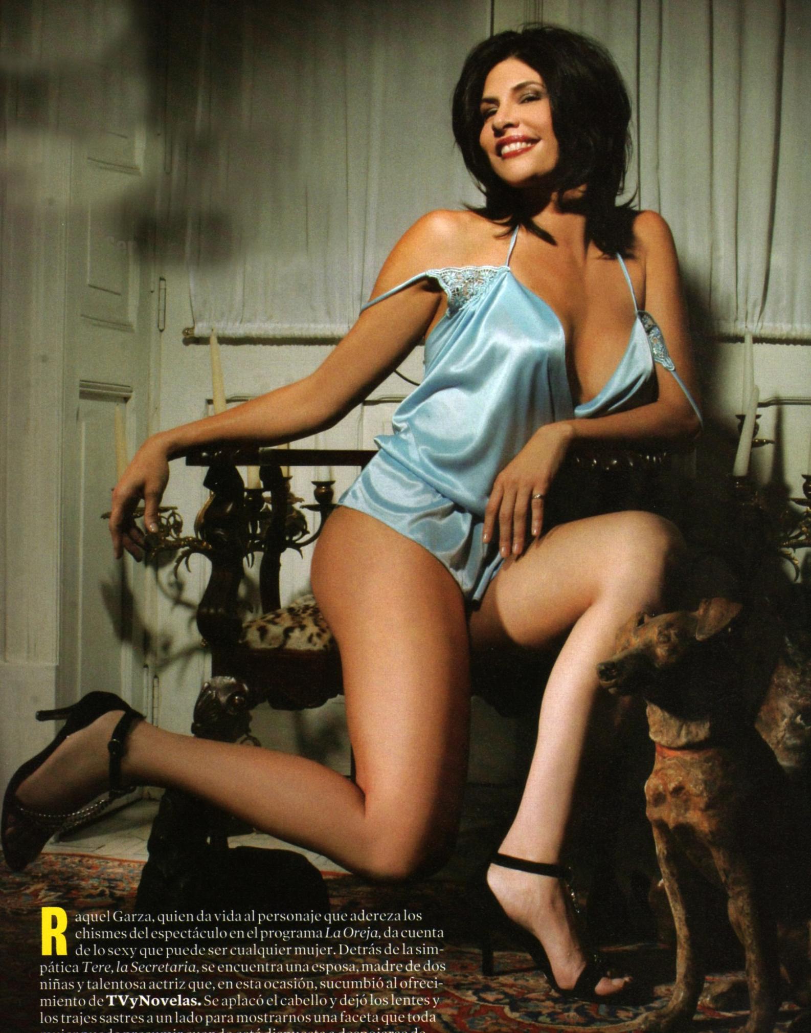 Raquel Garza Nude Photos 96