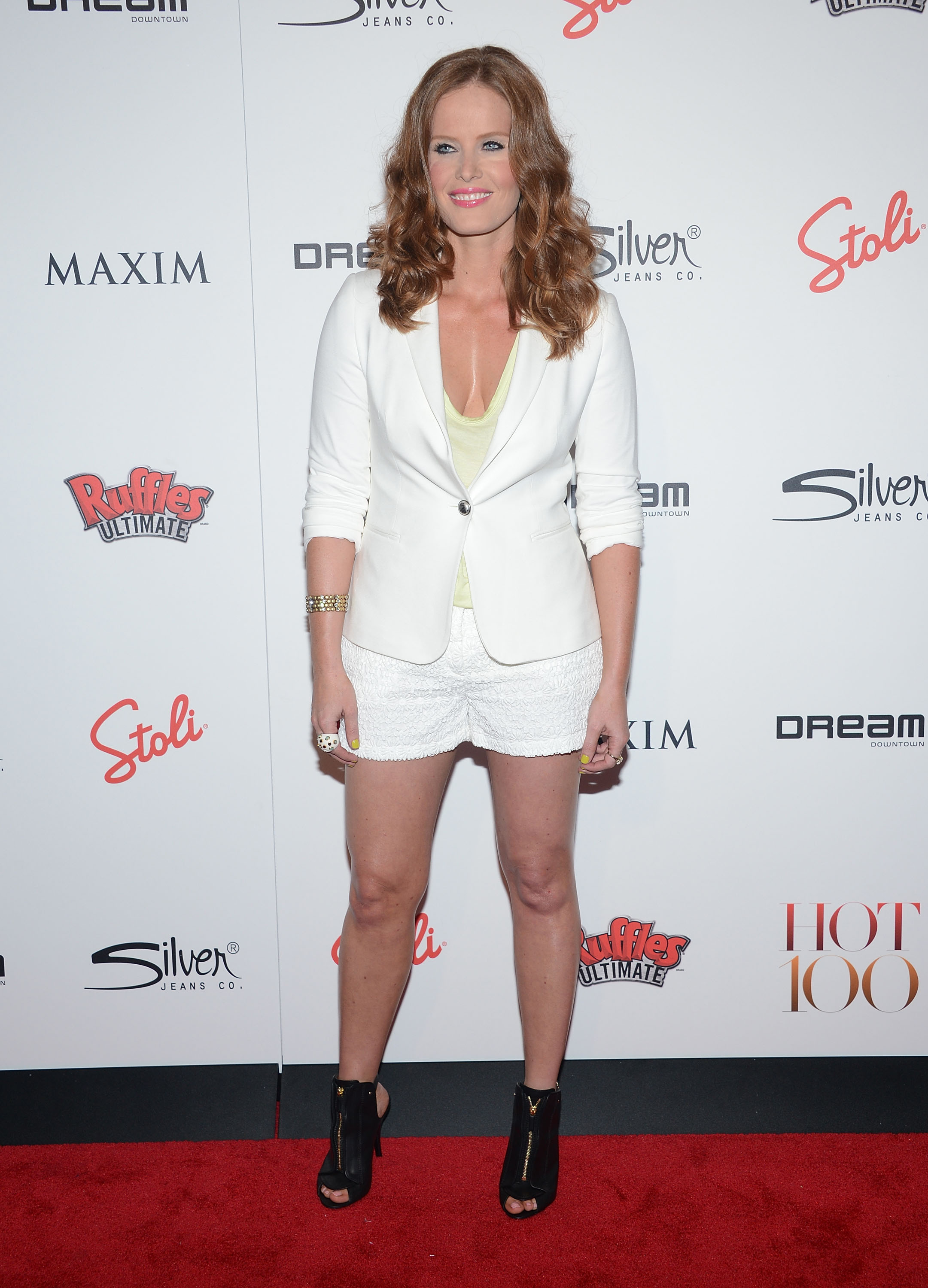 Photos of rebecca mader bikini